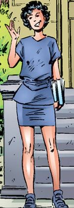 Sally Avril (Earth-98121) from Spider-Man Chapter One Vol 1 1 0001