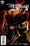 X-Force Cable Messiah War Vol 1 1 Liefeld Variant