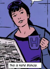 Katherine Bishop (Earth-616) from Hawkeye Vol 4 3 001