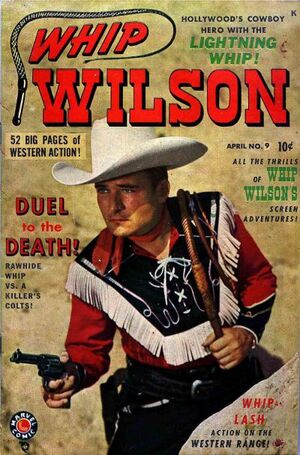 Whip Wilson Vol 1 9
