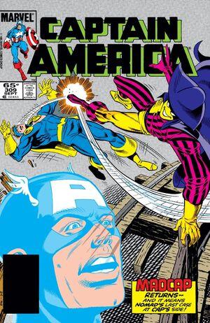 Captain America Vol 1 309