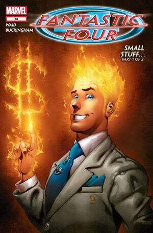 Fantastic Four Vol 3 65