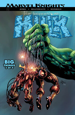 Incredible Hulk Vol 2 73