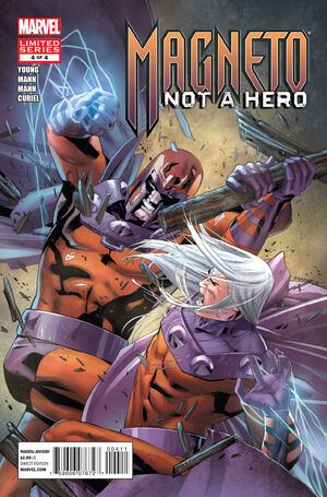 Magneto Not a Hero Vol 1 4
