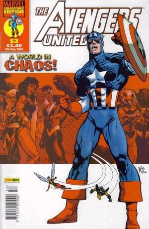 Avengers United Vol 1 52