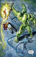Fantastic Four (Earth-12091) from Space Punisher Vol 1 2 0001