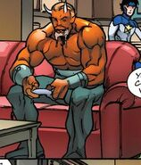 Brutacus (Earth-616) from New Warriors Vol 5 1 001