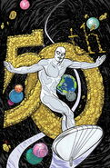 Silver Surfer Vol 8 3 Textless