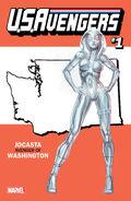 U.S.Avengers Vol 1 1 Washington Variant
