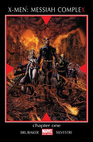 X-Men Messiah Complex Vol 1 1