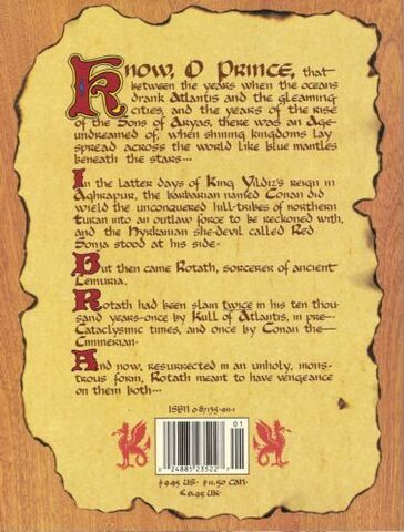 File:Conan The Ravagers Out of Time Vol 1 1 Back.jpg