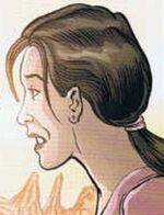 Elizabeth Ross (Earth-9411) Marvel Heroes (UK) Vol 1 25