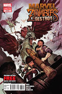 Marvel Zombies Destroy! Vol 1 3