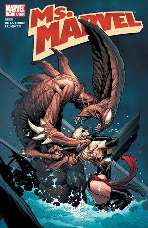 Ms. Marvel Vol 2 2