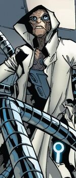 Peter Parker (Earth-616) as Doctor Octopus from Amazing Spider-Man Vol 1 700