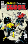 X-Statix Presents Dead Girl Vol 1 3