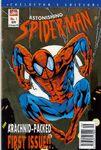 Astonishing Spider-Man Vol 1 1