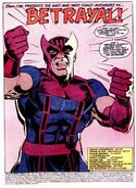 Clinton Barton (Earth-616) from Avengers Annual Vol 1 15 001