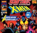 Star Trek: The Next Generation / X-Men: Second Contact Vol 1 1