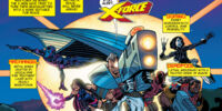 X-Force (Earth-92131)/Gallery