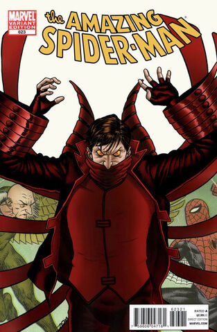 File:Amazing Spider-Man Vol 1 623 Villain Variant.jpg