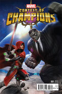 Contest of Champions Vol 1 1 Kabam Contest of Champions Game Variant