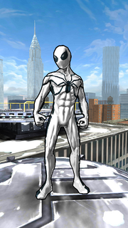 Peter Parker (Earth-TRN472) from Spider-Man Unlimited (video game)