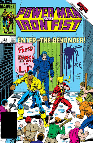 Power Man and Iron Fist Vol 1 121