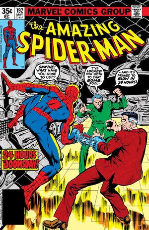 Amazing Spider-Man Vol 1 192