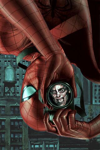 File:Amazing Spider-Man Vol 1 552 Granov Variant Textless.jpg