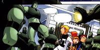 Guardsmen (Earth-5631)/Gallery