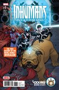 Inhumans Once and Future Kings Vol 1 1