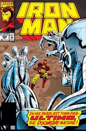 Iron Man Vol 1 299