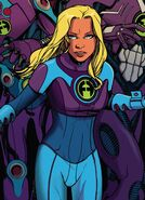 Susan Storm (Earth-1610) from Ultimate FF Vol 1 1 cover