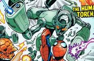 Doombot from Marvel Heroes (UK) Vol 1 22 cover 001