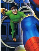 Otto Octavius (Earth-10995) Spider-Man Heroes & Villains Collection Vol 1 1