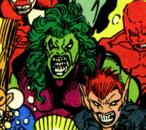 She-Hulk (Doppelganger) (Earth-616) from Infinity War Vol 1 1 001