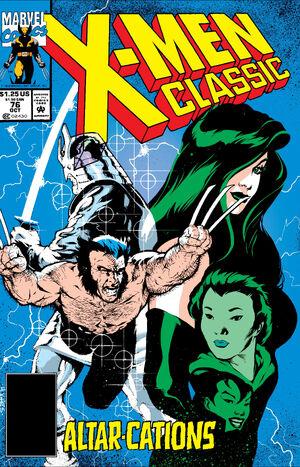 X-Men Classic Vol 1 76