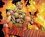 Gabriel Lan (Earth-2301) from Marvel Mangaverse Vol 1 3 0001