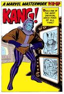 Nathaniel Richards (Kang) (Earth-6311) Pin-Up from Avengers Vol 1 11 0001