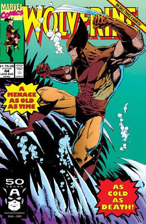 Wolverine Vol 2 44