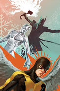 X-Men First Class Vol 1 5 Textless