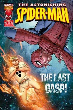 Astonishing Spider-Man Vol 3 86
