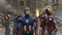 Avengers (Earth-199999) from Marvel's The Avengers 001