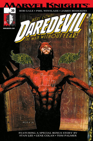 Daredevil Vol 2 20