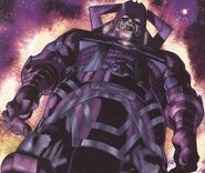 Galactus (Earth-616) from Beta Ray Bill Godhunter Vol 1 1 0001