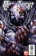 Moon Knight Vol 5 6 Bloody Variant