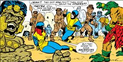 Swamp Men (Earth-616) X-Men Vol 1 10 002