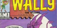 Wally the Wizard Vol 1 9