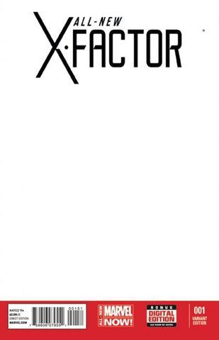 File:All-New X-Factor Vol 1 1 Blank Variant.jpg